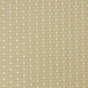 Jay Yang–Turino/Linen (5.25 yds) | Lattice Brocade | Rayon/Cotton Fabric