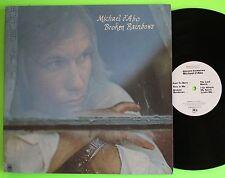 Michael D'Abo White Label A&M DJ LP 1974