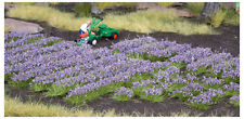NOCH HO scale ~ 'LAVENDER TUFTS and STRIPS' ~ scenic accessory # 07136