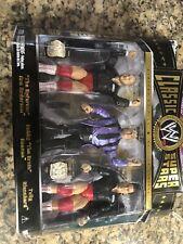 WCW WWE Jakks BRAIN BUSTERS & BOBBY HEENAN Classic Superstars 3 Pack Arn Tully