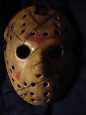Jason Creation Station Friday 13th VS Freddy  Hockey MASK HALLOWEEN prop Replica
