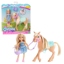 Barbie Club - Chelsea Doll and Pony