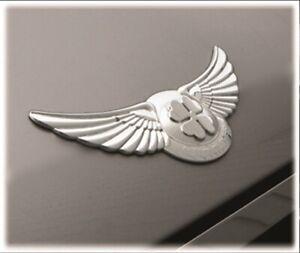ZUBEHÖR HYUNDAI TUCSON 2015-2020 TUNING MOTORHAUBE CHROM EMBLEM LOGO SCHILD