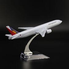 1/400 Boeing 777 16CM Filippine Airline Modellino Auto aeromobili AEREO Pialla