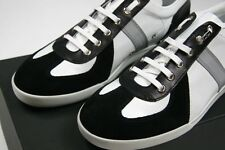 $700 Dior Homme B01 German Army Trainer Shoes Hedi Slimane Size 42.5 9.5