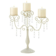 Gallery of Light Ivory Elegance Candelabra