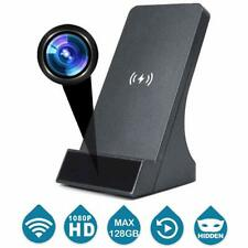 LIZVIE HD Spy Camera WiFi Wireless Mini Hidden Cam Charger with Remote Viewing N