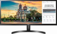 "LG - 34WK500-P 34"" IPS LED UltraWide FHD FreeSync Monitor - Broken screen AS IS"
