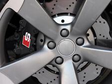 6 x Audi S-line Aufkleber für Bremse A1 A3 A4 A5 A6 A7 A8 RS TT Q5 Q7 #13