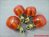 HONDA CHALY 50 70 CF50 CF70  Front & Rear Turn Signal  6 V // NEW // 4 Pcs
