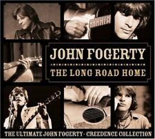 JOHN FOGERTY - The Long Road Home CD *NEW* Ultimate Greatest Best Hits Creedence