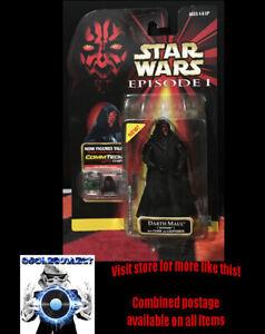 Star Wars Episode 1 comm-tech figure - Darth Maul