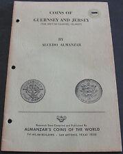 Coins Of Guernsey & Jersey The British Channel Islands  By Alcedo Almanzar