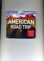 AMERICAN ROAD TRIP - BON JOVI JOURNEY RAINBOW FOREIGNER CHER - 3 CDS - NEW!!