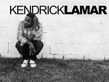 KENDRICK LAMAR 24X36 POSTER WALL ART COOL POSTER HIPHOP R&B MUSIC ARTIST RECORDS
