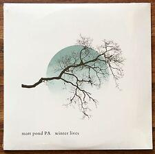 Matt Pond PA - Winter Lives LP [Vinyl New] 180gm White Vinyl + Download