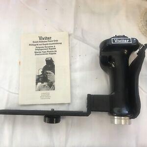 Vivitar Quick Release Pistol Grip