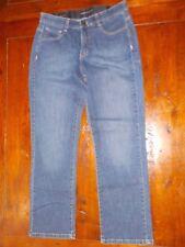 LEE Sinfully Soft Jeans women's sz 10P Straight Comfort High Waist 30x27