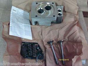Onan Cylinder Head Assembly Q106 110-3530 MEP-16B generator NSN 2815012751712