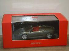 Ferrari F430 Spider 2005 - Ixo 1:43 in Box *40723