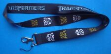 "New*TRANSFORMERS* 34"" Inch/86 cm Nylon Lanyard/Cell Phone Strap *Optimus Prime*"