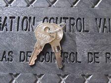Rainbird / Hunter Irrigation Sprinkler Controller Timer Keys CH751 RV