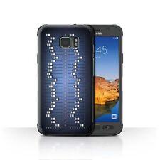 Housses et coques anti-chocs graphiques Samsung Galaxy S7 pour téléphone mobile et assistant personnel (PDA)