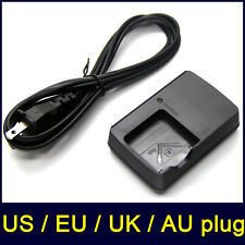 Charger For Sony NP-BN NP-BN1 BC-CSN BC-CSNB BC-TRN BC-TRN2 Battery World USE