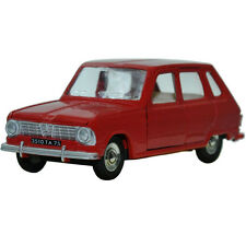 Dinky Toys New Editions Scale 1:43 1416 Renault 6 Alloy Diecast Car & Toys Model