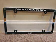 Philadelphia Union MLS/Soccer License Plate Tag/Frame