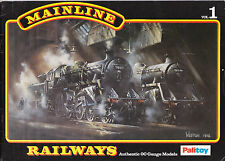 MAINLINE RAILWAYS OO; 1976 Vol 1 Catalogue. 18 Pages EXCELLENT CONDITION