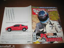 AUTOSPRINT 1997/47=TARGA FLORIO=TEST AUDI A4=SCHUMACHER=