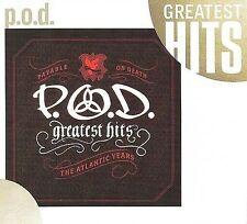 Greatest Hits: The Atlantic Years by P.O.D. (CD, Jun-2008, Atlantic (Label))