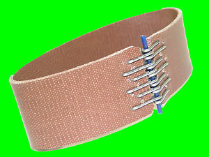 """Flat Drive Belt for South Bend and other lathes up to 70"""" long and custom cut"""