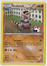 Krokorok Reverse - League Promo - 64/114 -Carte Pokemon VO Neuve