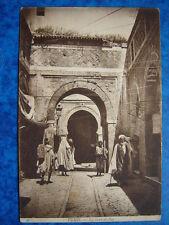 TUNIS  :  Le Souk-el-Bey.