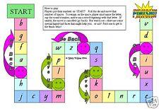Alphabet - Phonics Game Teacher Resource Literacy
