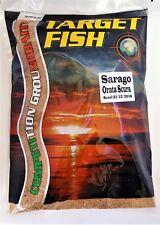 Target fish pastura SARAGO ORATA SCURA 1 Kg pesca mare surf bolentino bolognese