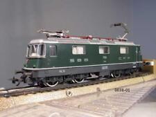 Fleischmann HO, Art. Nr.4340, E-Lok SBB, BR Re 4/4; grün, Umbau f. AC / Märklin