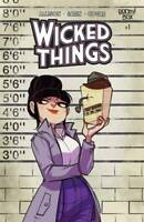 Wicked Things #1 Cvr A (2020 Boom! Studios) First Print Sarin Cover