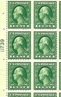 #542 Mint Never Hinged Plate Block of 6 and 94 More Singles or Make Blocks of 4