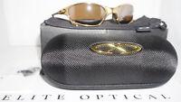 New Sunglasses Oakley 390/750 Limited Gold 24K Juliet Titanium Polarized 24-293