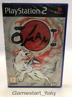 OKAMI - SONY PS2 PLAYSTATION 2 - NEW SEALED PAL UK VERSION - NUOVO SIGILLATO