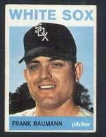 1964 Topps #453 Frank Baumann VG/VGEX White Sox 46983