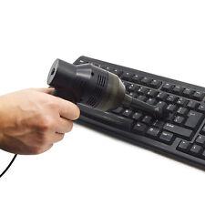 Portable USB Mini Vacuum Cleaner Computer Keyboard Brush Dust Handheld Clean Kit