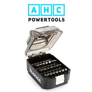 Makita B-68323 Screw Bit  Accessory Set in Battery Shaped Case (21 Piece)