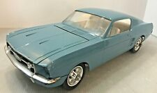 E16 1967 Ford Mustang Dealer Promo Battery operated Model Car by AMF WEN MAC