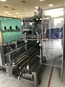 Wepackit Automatic Case or Tray Packer, Vacuum Pick and Place