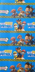 Paw Patrol Skye Wrapping Paper Gift Book Cover Party Wrap Birthday Puppies Dogs