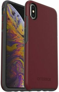 OtterBox Symmetry Series Case for iPhone Xs Max - Fine Port - 77-60031
